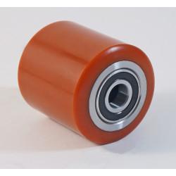 Galets de transpalette polyuréthane charges 400 à 1050 Kg