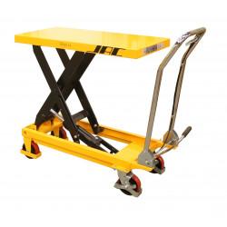 Table élevatrice manuel 500 Kg