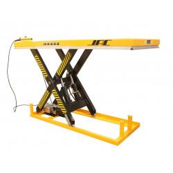 Table élévatrice électrique fixe CU 2000 Kg (1000 x 1600)