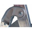 Escabeaux aluminium 3, 4, 5, 6 et 7 marches